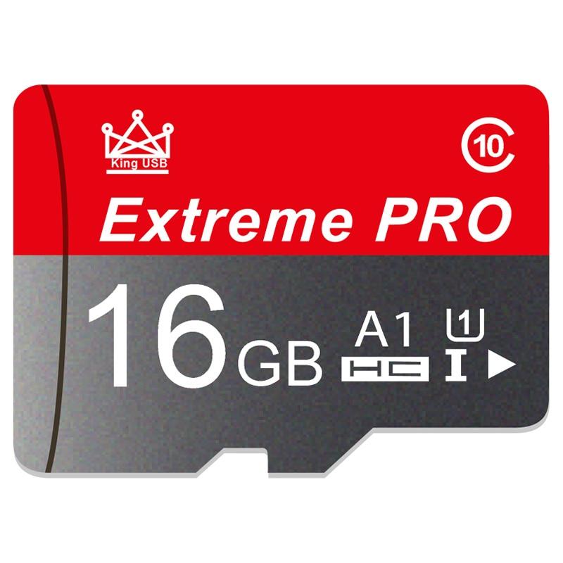 Thẻ Nhớ MicroSD 4GB 8GB 16GB 32GB 64GB 128GB Micro SD Card Class 10 Mini thẻ TF/SD Micro SD Đèn Thẻ Bài Cho Điện Thoại title=
