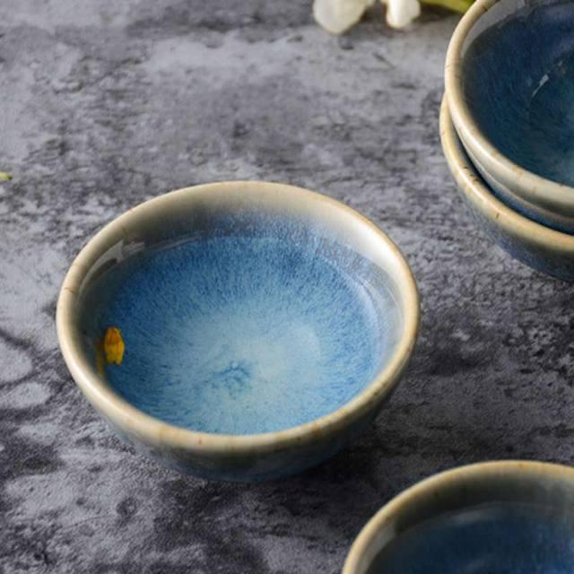 Ensemble saké rétro japonais céramique 5 pièces   Flagon, tasse à liqueur 1 Pot 4 tasses, Home Bar, saké, Pot à vin blanc, cadeaux créatifs
