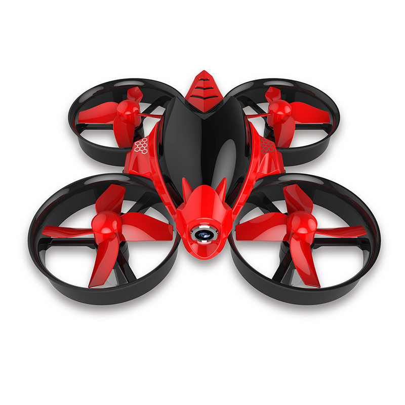 2.4G Remote Control Aircraft Drop-resistant Mini Quadcopter Headless Mode A Key Return Pocket Unmanned Aerial Vehicle