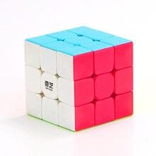 Brinquedos de fidget fantastic arte guerreiro s 3rd-order rubiks cubo colorido brinquedos de descompressão educacional presentes para amigos birthdaygifts