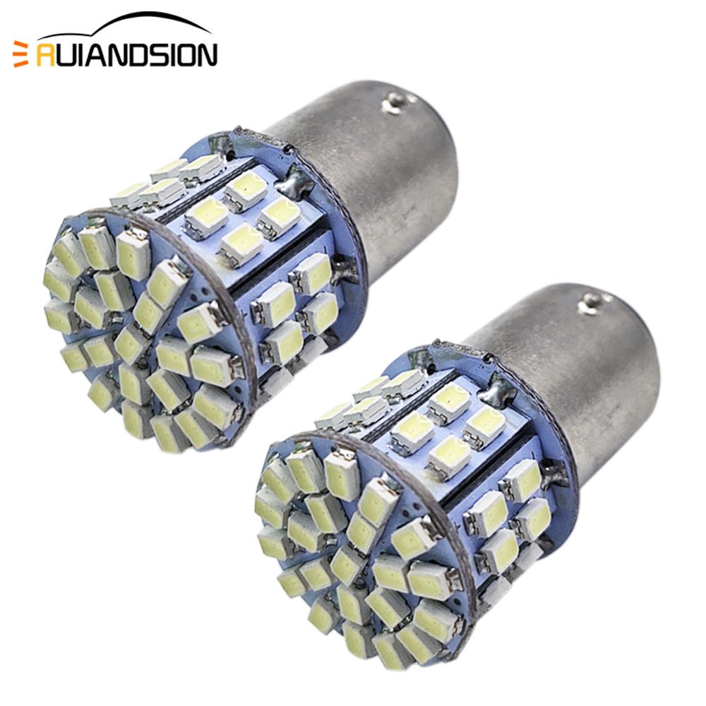 Купить светодиодные лампы 12 w 50 1206smd 1157 bay15d 2057 2357 7528