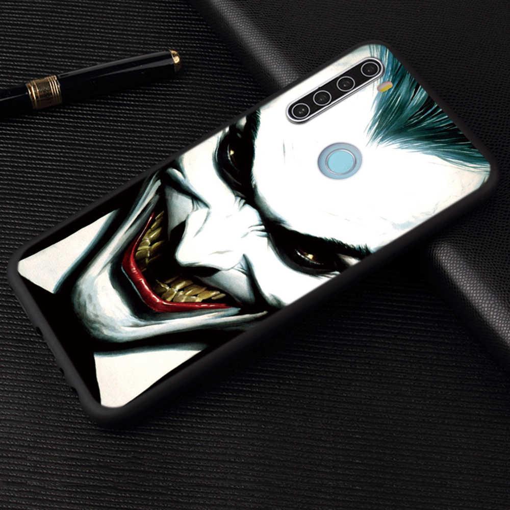 Cassa Del Telefono Per Xiaomi Mi CoolJoker 10 Nota 10 Pro Lite Copertura Opaca Redmi Nota 7 8 9 Pro 8T 9 S 9A 9C 9 SE 9T Slicone Molle Della Copertura