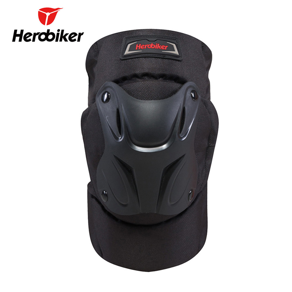 Herobiker Short Protective Clothing Motorcycle Off-road Riding Shatter-resistant Warm Kneecap Outdoor Sports Protective Equipmen