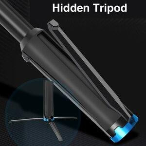 Image 4 - Đa chức năng Toàn Nhôm Đa Năng Chân Máy Cầm Tay Monopod Cho GoPro 7 DJI OSMO Camera Hành Động điện thoại thông minh