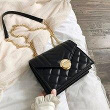 Роскошный дизайн женская сумка через плечо 2020 Высококачественная