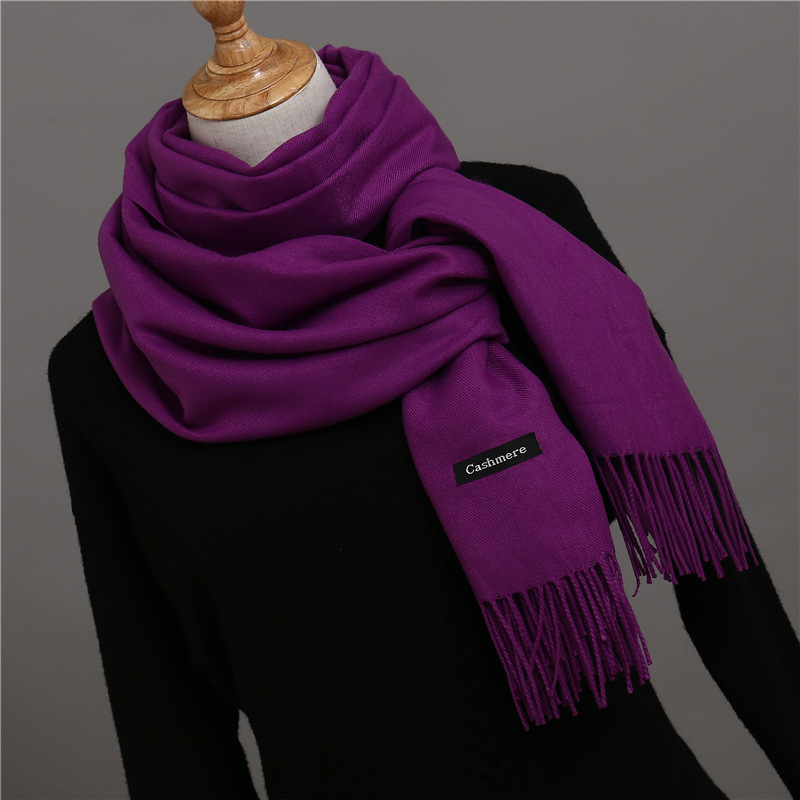Men Scarf Black Warm Winter Unisex New Thick And Gray Gentleman's Hot-Sale Bussiness