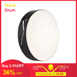 High Quality 10 inch Ocean Wave Bead Hand Drum Gentle Sea Sound Musical Instrument Percussion Instruments
