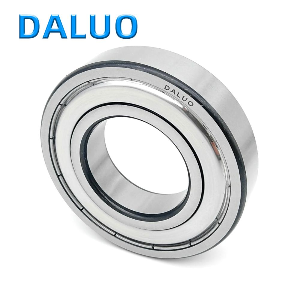 1PCS 6006-2Z P5 30X55X13 DALUO Bearing 6006 6006Z 6006ZZ ABEC-5 Single Row Deep Groove Ball Bearings Metric