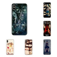 Miękkie etui z TPU na telefon słodkie kłamstewka PLL TV Show dla ipoda Touch Apple iPhone 11 Pro 4 4S 5 5S SE 5C 6 6S 7 8 X X XS Plus Max(China)