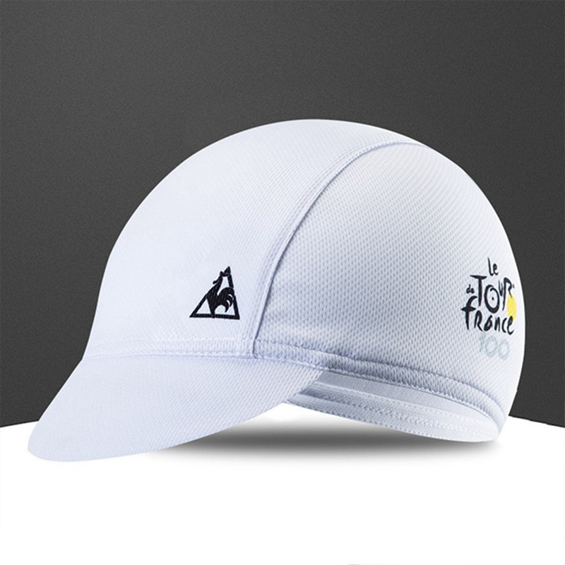 Quick-Drying Polyester Cycling Hat Bicycle Cap For Men And Women Breathable Multicolor Fabrics Free Size UV Proof Riding Hat