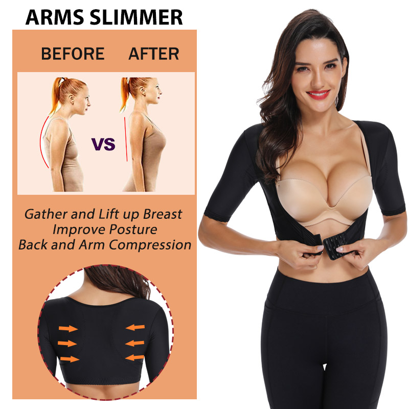 Tops Slimming Arm Shapers
