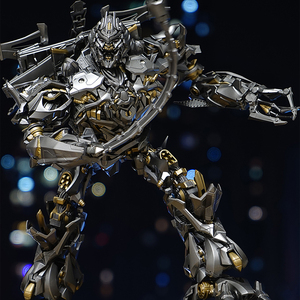 Image 3 - MPM08 MPM 08 transformacja Galvatron Mega Oversize Alloy oryginalna duża figurka KO zabawkowe roboty prezenty