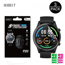 Protective-Film Watch Not-Glass Full-Screen-Protector Smart-Sport Xiaomi TPU for Color