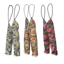 Bib pants Fishing Overalls Outdoor Camouflage Hunting Agriculture PantsMen Waterproof Waders Pants Stocking Jumpsuit