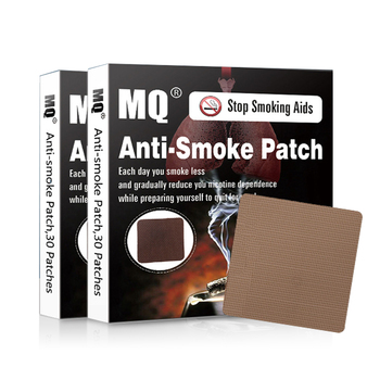 Nature Nicotine Patches Quit Smoking Patches Stop Smoking Aid Anti Smoke Patch 100% Natural Ingredient Health Care 1