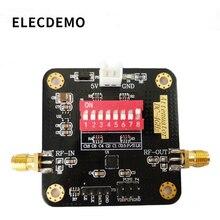 PE4302 moduł cyfrowy tłumik RF moduł wysoka dokładność tłumienia wysokiej liniowości DC 4000MHz 6 cyfrowy kod wybierania tłumienie