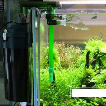1x Aquarium Fish Tank Water Plant Lily Pipe 12/16mm 16/22mm Outlet Aquariums Accessory