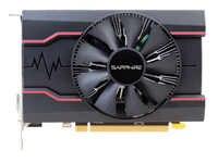 Utilizzato, zaffiro RX550 2GB DDR5 Schede Grafiche Espresso 3.0 Directx12 Video Gaming Carta Immagine Immagine Esterna Per Il Desktop