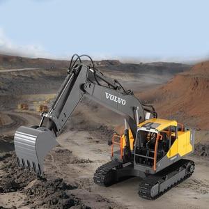 RC Excavator 1:16 Alloy Excava