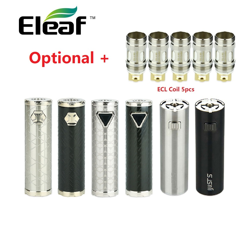 Original Eleaf IJust S Battery 3000mAh Max 50W Electronic Cigarettes Vape Battery Mod for IJust S Atomizer Vs IJust 3 / ego aio image