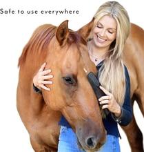 StripHair Gentle Groomer for Horse 6-in-1 Shedding Grooming Massage Sensitive Horse Shaving Board Hair Removal Brush