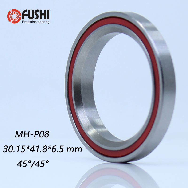 MH-P08 Bearing 30.15*41.8*6.5 Mm 45/45 ( 1 PC ) Balls Bicycle 1-1/8 Inch Headset Repair Parts Ball Bearings