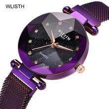 Hot Gypsophila Quartz Watch Women Fashion Elegant New Ladies Brand Luxury Korean Student Style Wrist Female