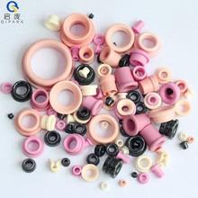 95 ceramic eye alumina stranding machine wear resistant porcelain head porcelain head round coil enameled wire threading wire