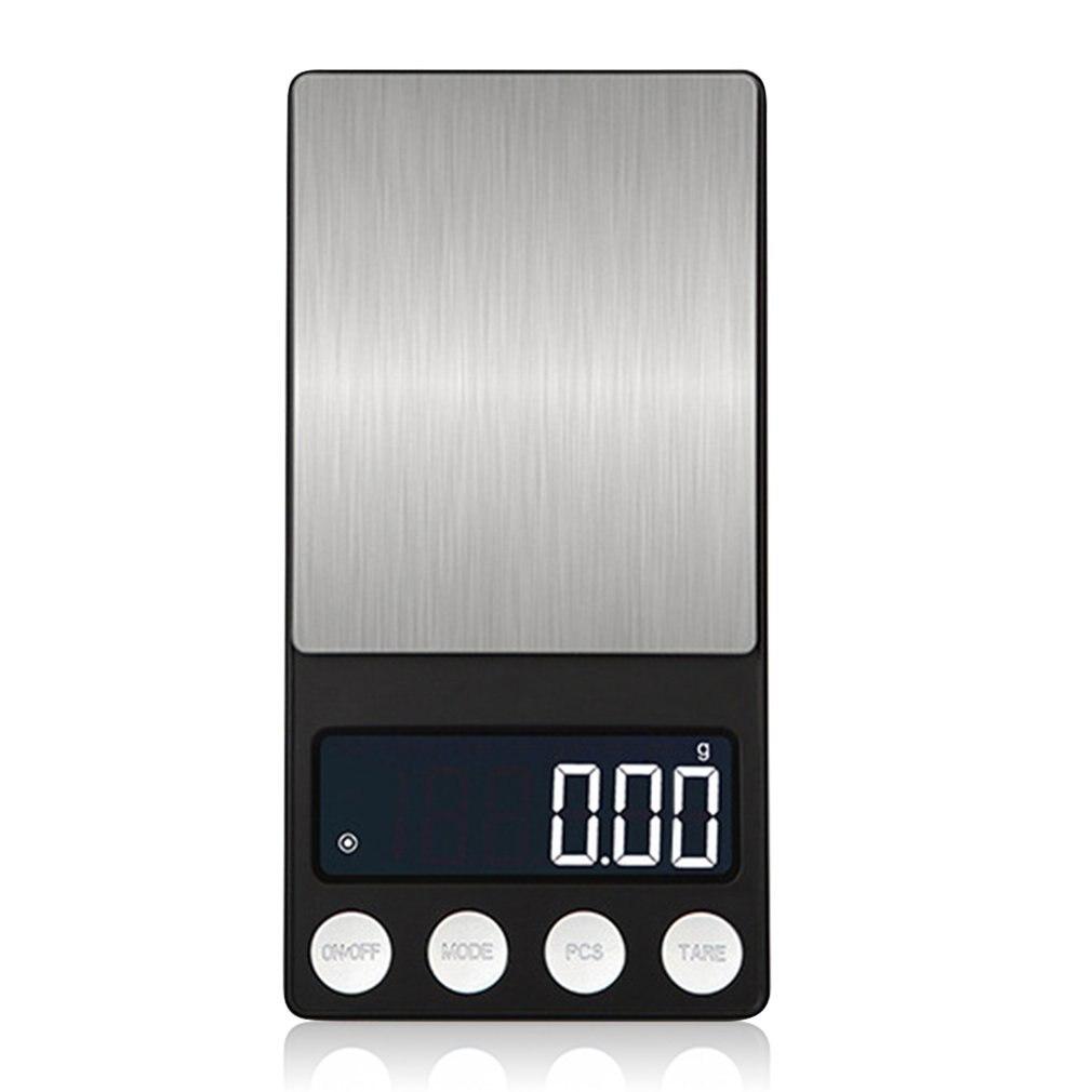 Les Batteries d'échelle numérique de bijoux de poche fournissent les balances électroniques portatives de LED plat avec le plateau 300/500 0.01/0.1g vente