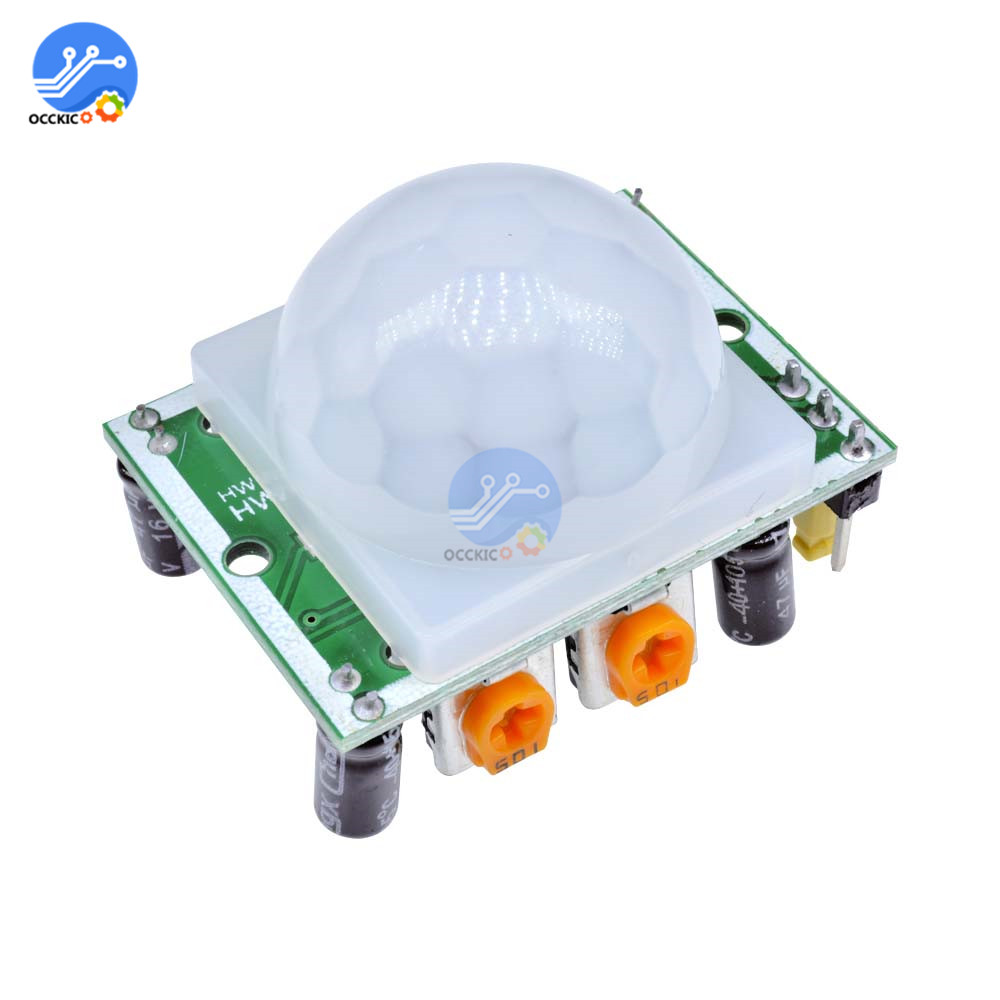 HC-SR501 Adjust Infrared Board IR Pyroelectric Infrared PIR Module Motion Sensor Detector Module For Arduino