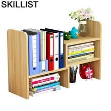 Boekenkast estante livro rangement estâncias para libro dekorasyon decoração bois meuble biblioteca retro estante livro caso rack