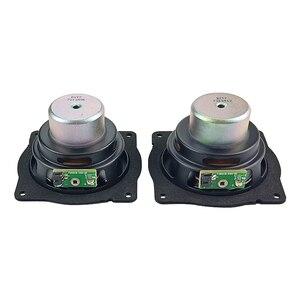 Image 5 - Ghxamp 3 インチ 15 ワットロングストロークウーファーミッドレンジスピーカー低周波ゴムアルミ振動板スピーカー diy オーラ 1 ペア