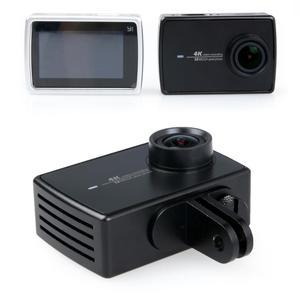 Image 5 - Xiomi Cnc سبائك الألومنيوم حالة ل Xiaomi يي 4K الأشعة فوق البنفسجية حامي عدسة كاب إطار غطاء ل شياويى 2 الرياضة عمل كاميرا الملحقات