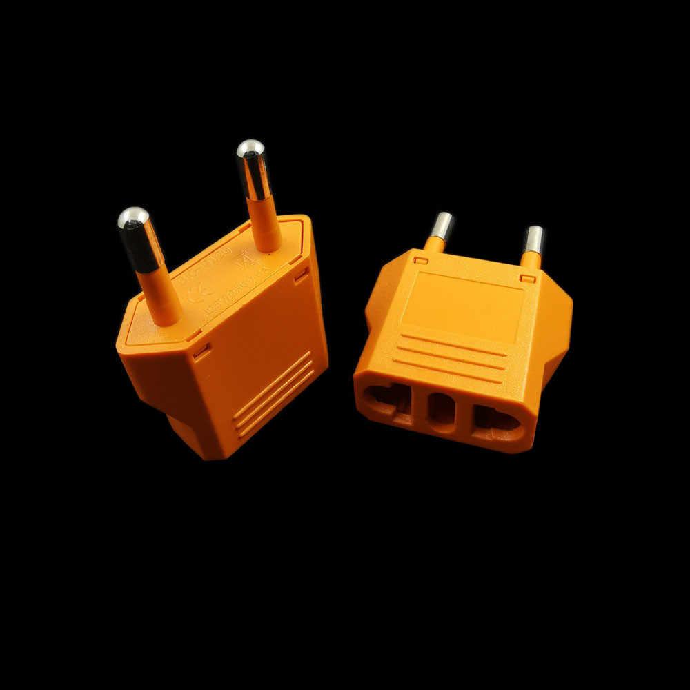 Convertisseur d'adaptateur de prise des états-unis à l'ue américain japon Euro européen Type C adaptateur de voyage prise de courant électrique prise de courant