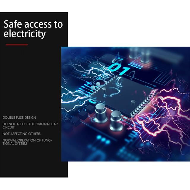 Фото zjcgo автомобильная электрическая система помощи на заднюю дверь цена