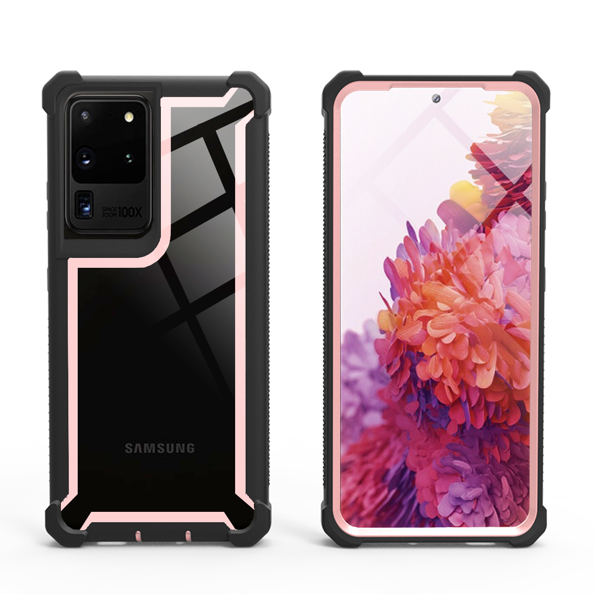 Galaxy S21 Ultra 耐衝撃ケース