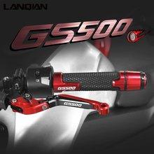 Для suzuki gs 500 e f аксессуары для мотоциклов сцепные рычаги