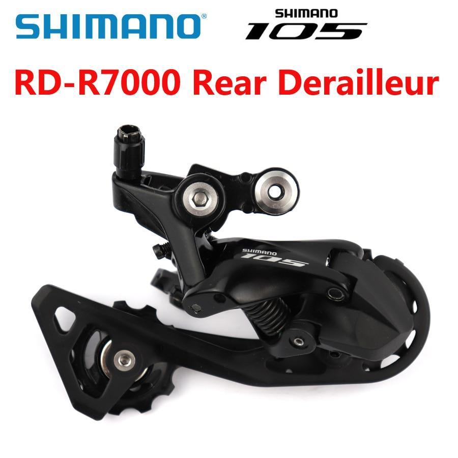 1x Shimano Deore RD-M6000-SGS GS Shadow RD+10-Speed Rear Derailleur New