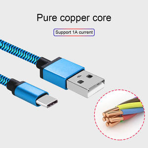 Data-Charger Magnetic Cable-Type Usb-Charging-Cable Type-C-Cord Micro-Usb Android Fast