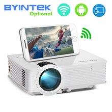 BYINTEK السماء BT140/BT140plus/BT140android مصغرة جهاز عرض (بروجكتور) ليد HD المسرح المنزلي (اختياري: اللاسلكية عرض آيفون الذكي)