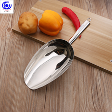 Shovel Bar-Tool Ice-Scoop Food-Flour Stainless-Steel Kitchen Coffee-Beans 7-Sizes:no.-1-2-3-4-5-6-7