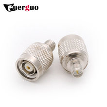 RP TNC Male to RP SMA Female Connector High Quality Copper RP SMA Female to RP TNC Male RF Adapter R Connector