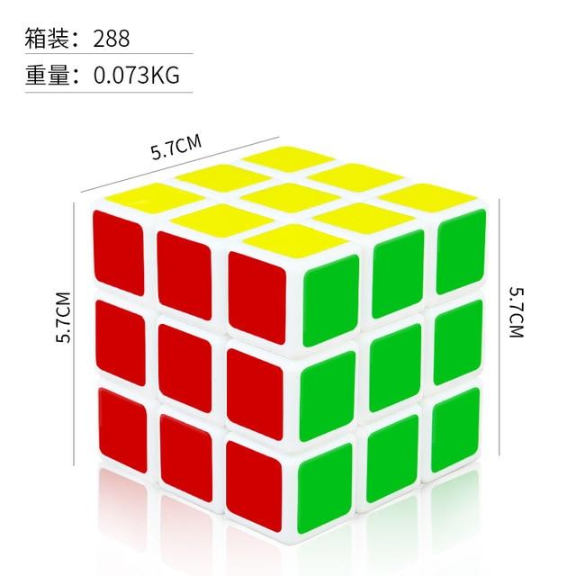 fidget toys Rubik's cube childrens educational toys Variety of thirdorder intelligence development and decompression Rubiks cube 4