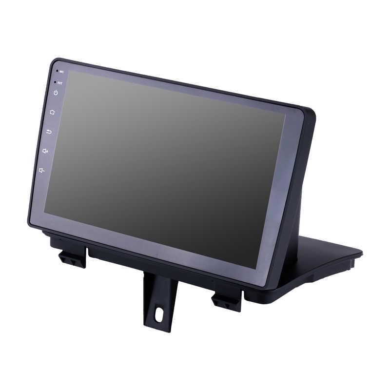 アウディ Q3 203 2015 2017 車の gps の Bluetooth ラジオの Android 8.1 4 コア CPU 2.5D 強化爆発 hd 画面ヘッドユニット
