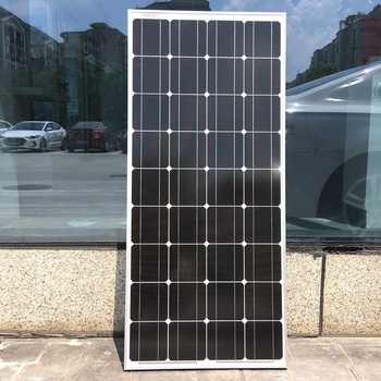 100W Glass Solar Panel Kit for Home Solar Energy System for Camping Car 12V 18V Solar Charger Solar Cell Glass Solar Panels solar panel 5v 6v 9v 12v 18v photovoltaic panel epoxy solar cell 1w 2w 3w 5w 6w 7w 9w 10w battery charger for mini solar system