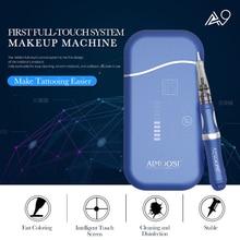Aimoosi A9 PMU профессиональная цифровая машина для перманентного макияжа ротационное устройство для татуажа бровей губ подводка для глаз