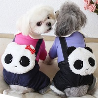 Cute Dog Jumpsuit Winter Pet Dog Clothes For Dogs Coat Jacket French Bulldog Clothing For Dogs Pets Clothing Pug Ropa Perro