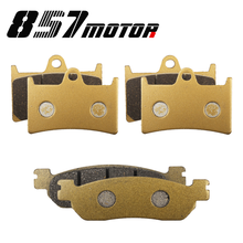 Motorcycle Front Rear Brake Pads For Yamaha YZF R6 YZF600RR 1999 2000 2001 2002 2003 YZF R1 YZF1000 2002 2003 YZF R6S 2001 2002