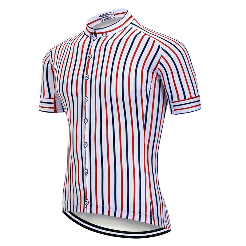 Image 5 - Moxilyn Brand Cycling Jersey Top Short Sleeve Summer Men's Shirt Quick Dry Breathable Bicycle Wear Racing Bike Cycling Clothing-in Cycling Jerseys from Sports & Entertainment