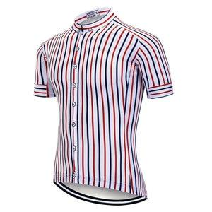 Image 5 - Moxilyn marka bisiklet jarse bluz kısa kollu yaz erkek gömleği hızlı kuru nefes bisiklet aşınma yarış bisiklet bisiklet giyim